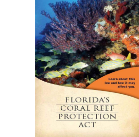 Florida's Coral Reef Protection Act